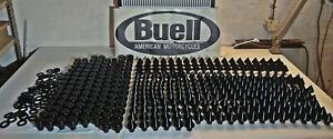 Buell Achsspitzen, Sturzprotektoren für XB und 1125 Modelle