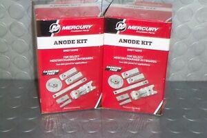 Mercury Marine Aluminum Anode Kit For 350HP Mercury L6 Verado  8M0116590  2 Pack