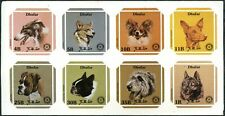 Dhufar, Dogs, Rotary Int. MNH Imperf M/S #M126