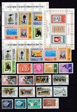 Postfrische Briefmarken aus Europa als Posten & Lots