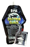 U-POL Dolphin Glaze Brushable Self Levelling Body Filler with Hardener UPOL