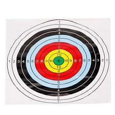 40*40cm Archery Paper Face Target Archery Shooting Target Partice Paper