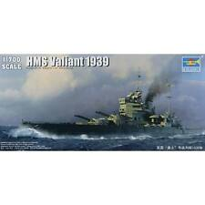 NEW Trumpeter 1/700 HMS Valiant British Battleship 1939 5796