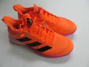 Adidas Adizero Ubersonic 4 Tennis FX1366 man orange shoes Brand  New