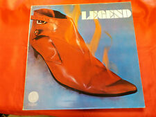 "DISCO 33 giri - ""  Legend  ‎– Legend - 1990  . rock blues .  stampa Germany"