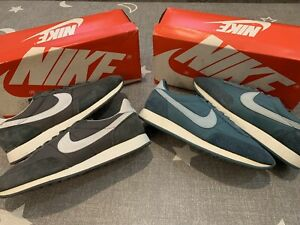 Vintage Nike Echelon 1980's Nike Running Shoes Lot With OG Boxes And Receipts