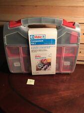 RadioShack Electronics Components Kit 1 /Electronics 1st Charles Platt