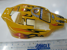 1/10 Acme Racing Buggy Body Yellow Nitro
