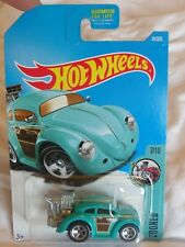 Hot Wheels Tooned Series Volkswagen Beatle Die-Cast Car New in Package