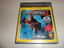 PlayStation 3  Uncharted 2: Among Thieves [Platinum]