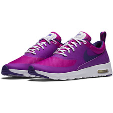 NIKE AIR MAX THEA   WMNS SZ 8.5 OR YOUTH SZ 7Y  814444 501  running shoes 2017