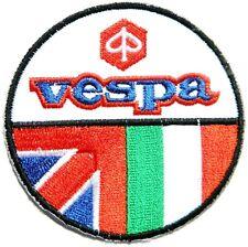 Vespa PIAGGIO MOD SKA UK ITALY Patch Iron on T shirt Jacket Badge Emblem Sign
