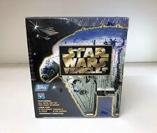 Star Wars Vehicles - Sealed Trading Card Hobby Box - Topps 1997