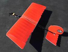 GWS Slow Stick R/C Airplane kit, NIB, Red