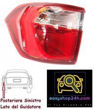 Ford Ecosport 13-17 Trasero Número De Matrícula Licencia Lámpara de luz de la cola