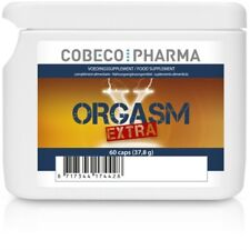 Orgasm Extra POTENZPILLEN 60 Tabletten, Sexpillen + Potenz Testosteron Erektion
