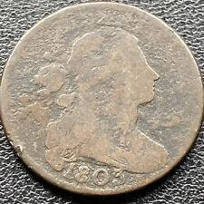 1803 Draped Bust Large Cent Better Grade 1c   #22606