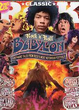 Classic Rock #109 August 2007 - Altamont, Knebworth, Bath, Hendrix, Fastway