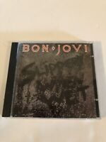 Bon Jovi Slippery When Wet CD ...pre Owned