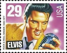 Elvis Presley #2721 Mint NH Wholesale Lot - 10 The King of Rock & Roll Stamps
