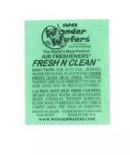 Wonder Wafer Car/Truck Air Freshner FRESH N CLEAN Scent 1 Wafer