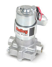 Holley Black Electric External 140 GPH Low Pressure Fuel Pump Universal 12-815-1