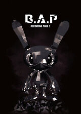 B.A.P BAP - B.A.P 3rd Photobook [RECORDING TAKE 3] Photobook+Extra Photocards
