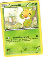Pokemon n° 1/101 - LARVEYETTE - PV50