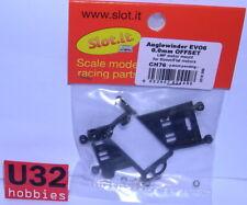 SLOT.IT CH76 SUPPORT MOTEUR ANGLEWINDER LMP OFFSET 0.0mm EVO6