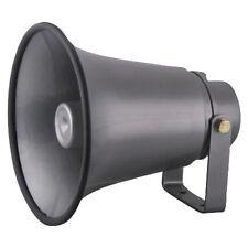 """NEW PA Horn.4 Outdoor Paging & Public Speaking.Waterproof Speaker.w/ mount.8"""""""