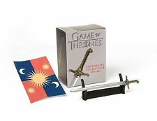 Game of Thrones: Oathkeeper by Running Press Hardcover Book (English)