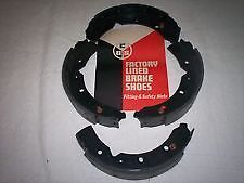 Vauxhall Victor (1968-1971) *New* Front Brake Shoes Mintex MGR12