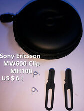 Replacement Sony Ericsson MW600 MH110 Black Headsets clip spring parts