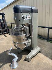 Hobart 140qt dough mixer V1401 with bowl guard Pizza bakery planetary mixer