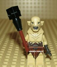 Lord of the Rings Hobbit Azog Orc Custom Lego Mini Figure Battle of Five Armies