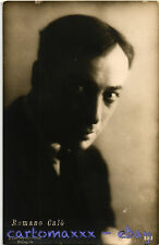 Postcard - Romano Calò - Cinema Attore - Actor Movie Star - RC001