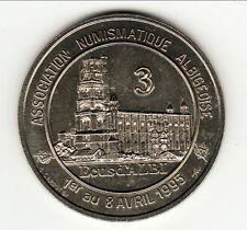 3 ECU d ALBI  EURO AVANT EURO  1995
