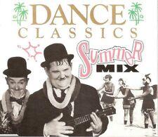 DANCE CLASSICS SUMMER MIX 3TR CDM 1990 DISCO / BEN LIEBRAND