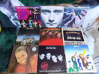 Vinyl Records Bundle Job Lot x 32