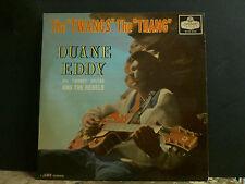 DUANE EDDY  The Twangs The Thang  LP  1959 UK original  1b/1b matrix   Great !