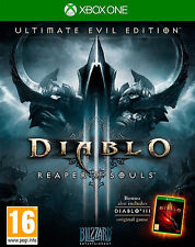 Diablo III: Reaper of Souls -- Ultimate Evil Edition - Xbox One Game - BRAND NEW