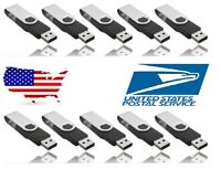 wholesale/lot/bulk ( 10 PACK ) usb flash drive thumb storage jump Disk pen stick