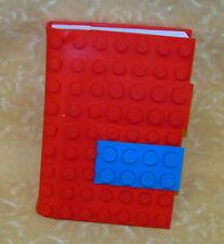 DIARIO SCUOLA BRICK 12 MESI NON DATATO A RIGHE ROSSO 16x11 cm cod.18691