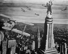 KING KONG PHOTO empire state building film photograph