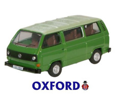 Oxford 76T25005 Volkswagen T25 Bus Lime/Saima Green 1:76 Scale
