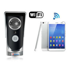Home Security Smart Wireless WiFi Remote Video IR Camera Door Phone Doorbell US