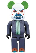 MEDICOM DARK KNIGHT JOKER 100% BEARBRICK BANK ROBBER VERSION #smar17-106