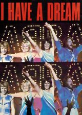 Partituur - Musicscore - Abba - I Have a Dream