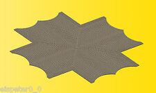 Vollmer 48241, H0 Placa de calle Adoquines, cruce en forma de X, Arte de piedra