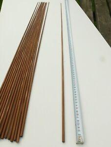 1 Scion Bambou Refendu hexagonal canne pêche lancer bamboo blank fishing rod tip
